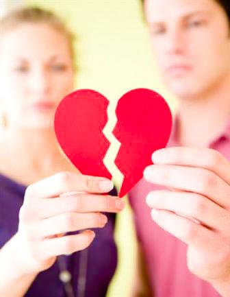 расставание с любимым человеком (парнем)