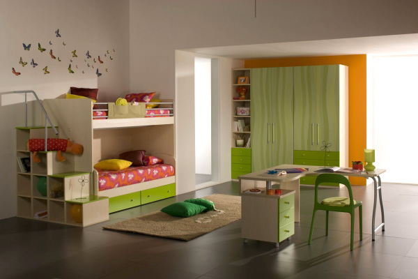 мебель для детской - подарок на свадьбу