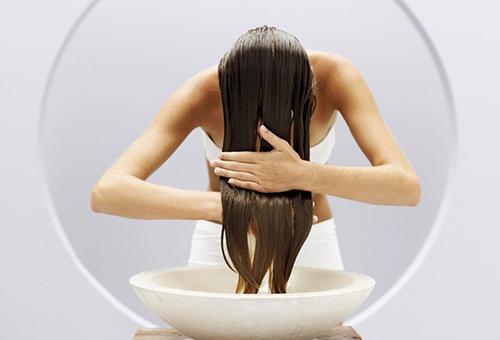 послушные волосы благодаря уксусу