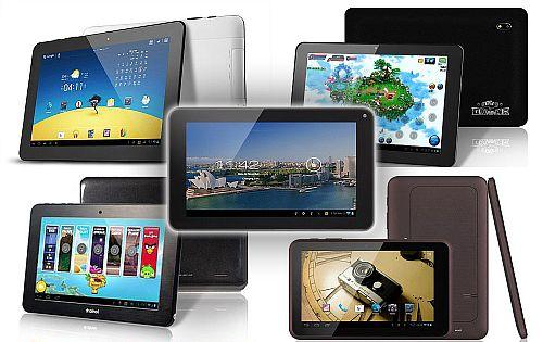 много планшетов, планшет/смартфон долго заряжается