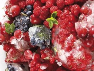 как заморозить ягоды на зиму, правила заморозки ягод, какие ягоды заморозить