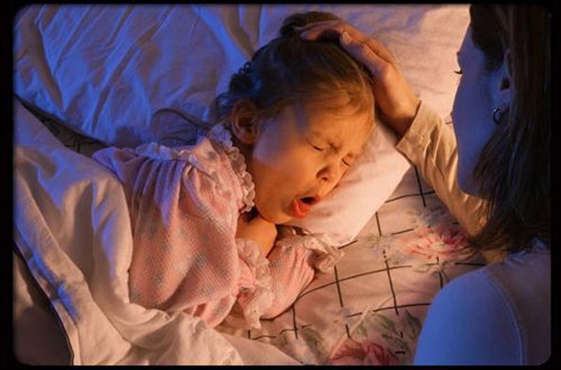 дети, кашель, симптомы крупа, лечение, виды