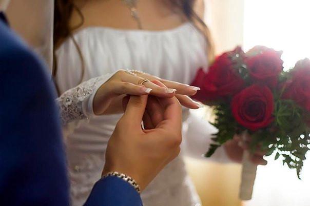 любовь, предложение руки, свадьба