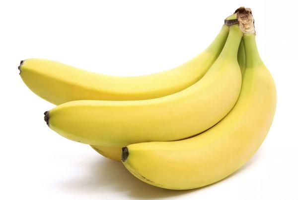бананы, связка бананов, три банана