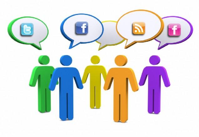 паблики, пользователи социальной сети