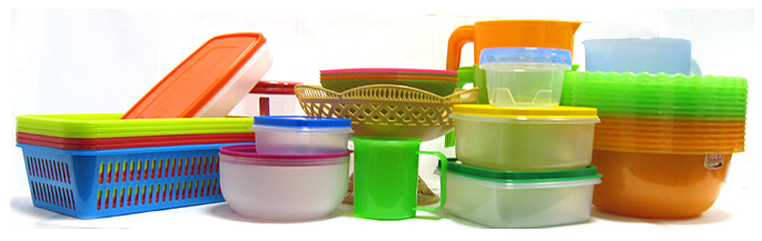 пластмассовая посуда, вредная ли