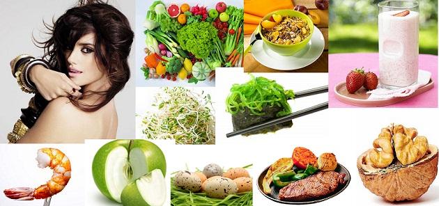 питание и витамины для здоровых волос, что кушать, проблемы с волосами