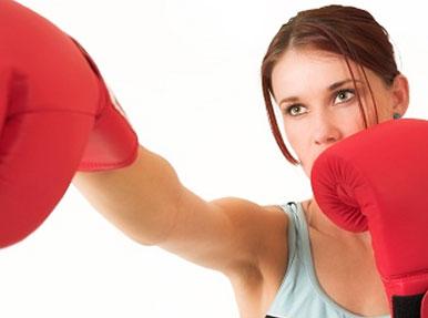 бокс, как метод борьбы со стрессом