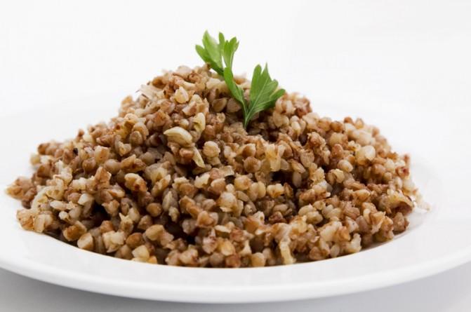 аппетитная гречневая каша, как готовить, что добавить
