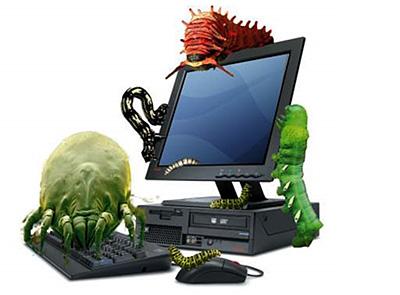 компьютерные вирусы - почему тормозит компьютер
