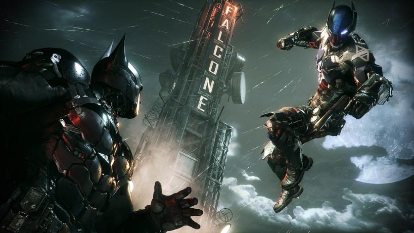 Batman Arkham Knight проблемы с игрой, сохранения, черный экран, баги