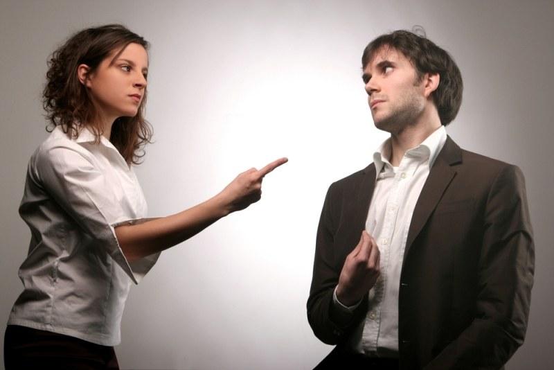скандал, как сохранить отношения во время ссоры с девушкой
