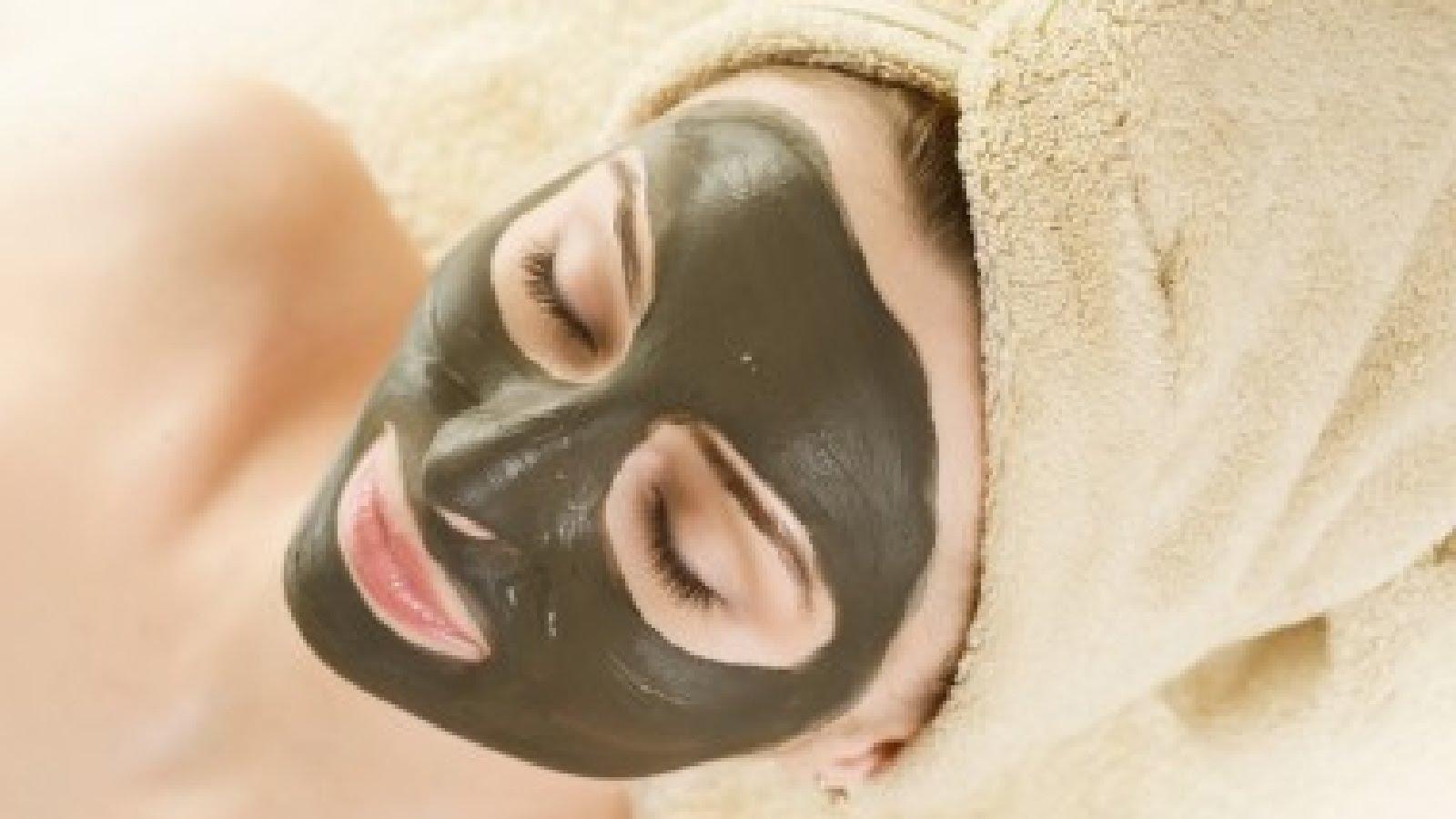 маска для кожи против жирного блеска, избавляемся