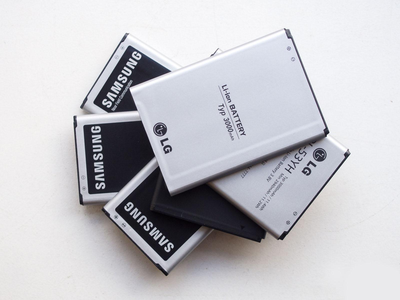 аккумуляторы, lg, samsung, на что обращать внимание при покупке