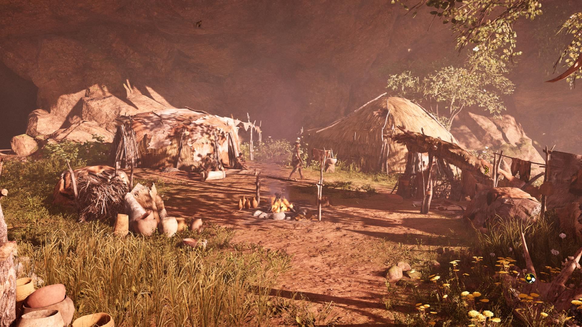 поселение винджа Far cry primal, племя
