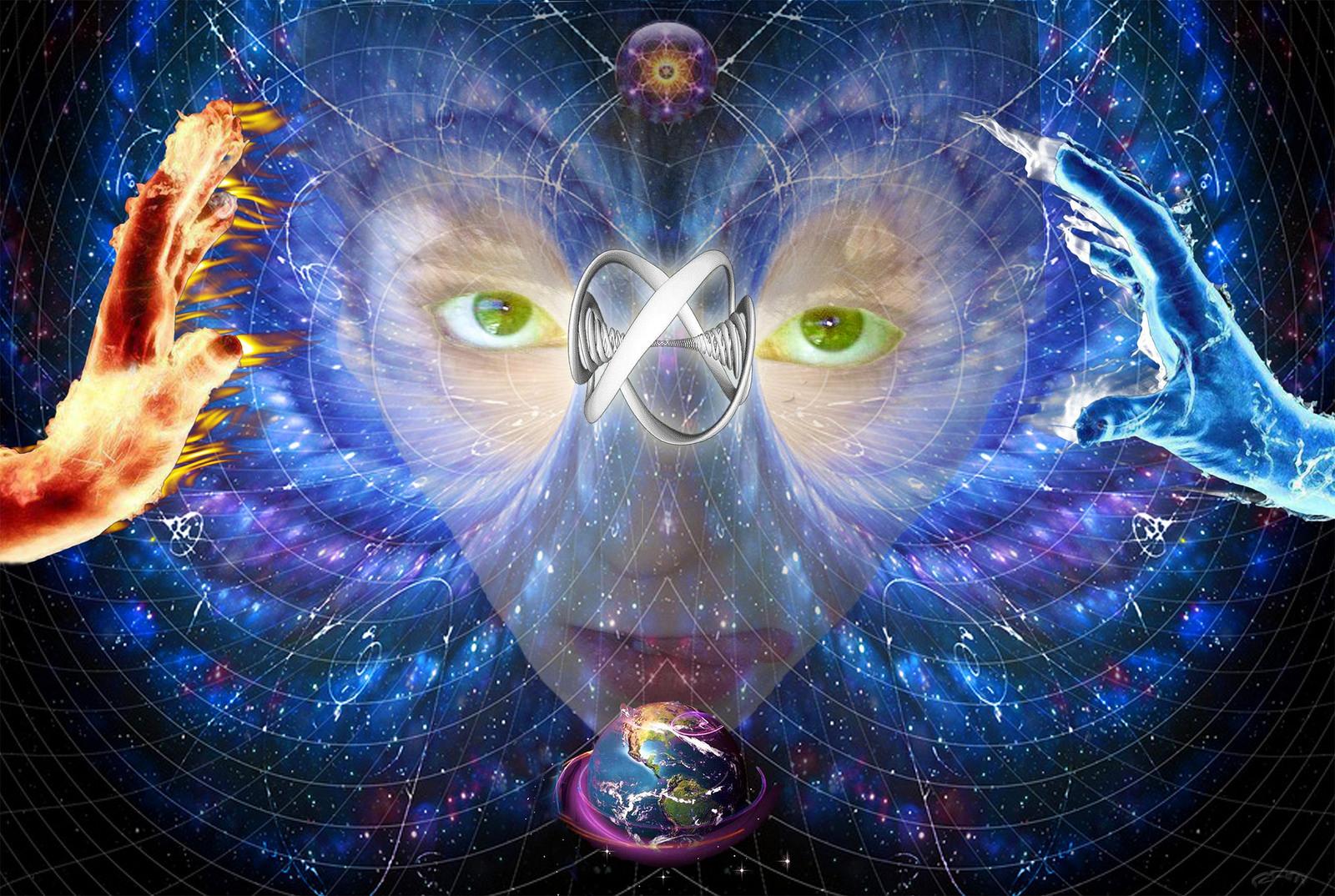 экстрасенсорика, теория как экстрасенсы видят будущее, прошлое
