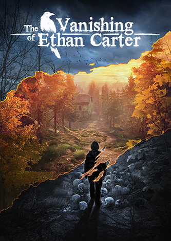 The Vanishing of Ethan Carter logo, coverart, логотип, картинка