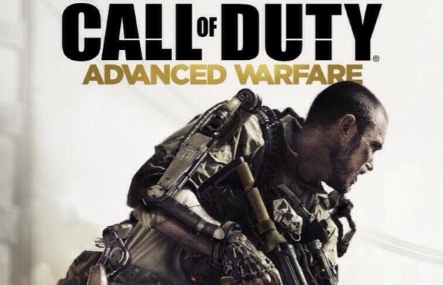 Call of Duty: Advanced Warfare logo, coverart, логотип, картинка